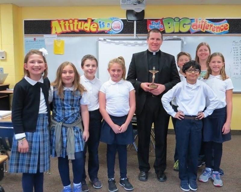 Fr Evans